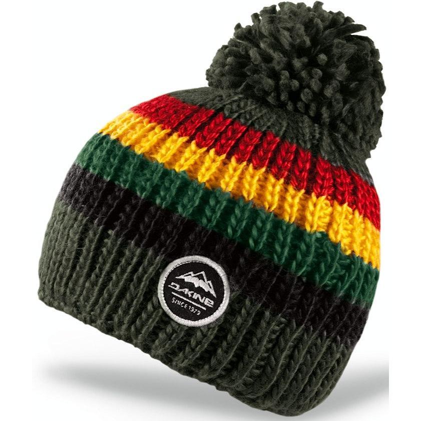 купить мужские шапки с помпоном Dakine
