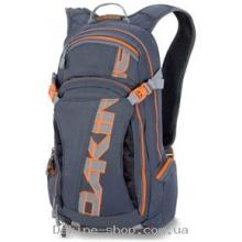 Рюкзак мужской DAKINE Nomad 18L Without reservoir charcoal orange