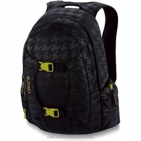 Рюкзак женский DAKINE Womens Mission 25L houndstooth