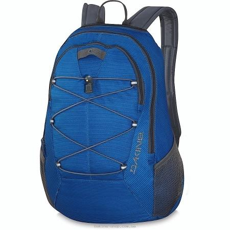 Рюкзак мужской DAKINE Transit 18L blue stripes