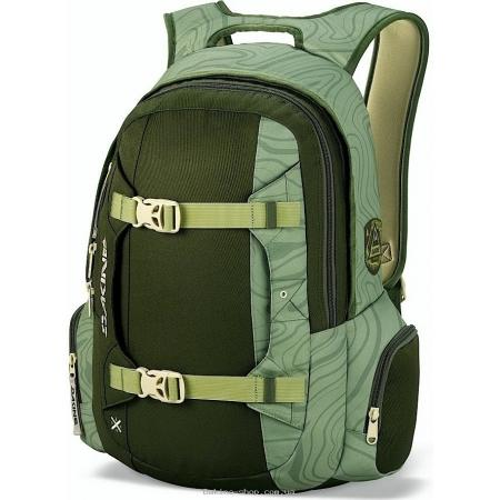 Рюкзак мужской  DAKINE Austin Smith Team Mission 25L black