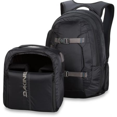 Рюкзак мужской DAKINE Mission Photo 25L black
