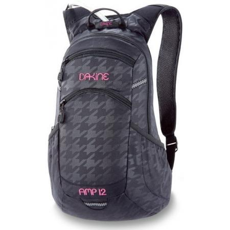 Рюкзак женский DAKINE Womens AMP 12L Without reservoir houndstooth
