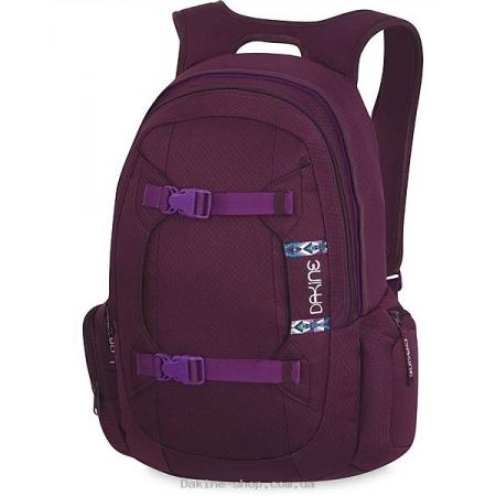 Рюкзак женский DAKINE Womens Mission 25L plumberry