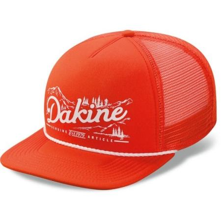 Кепка мужская DAKINE Mountain Trucker orange
