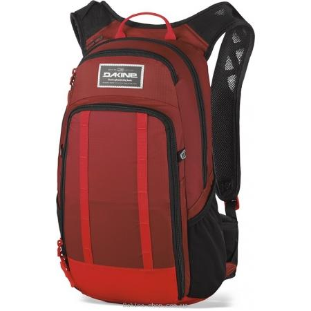 Рюкзак мужской DAKINE AMP 12L Without reservoir red rock/blaze