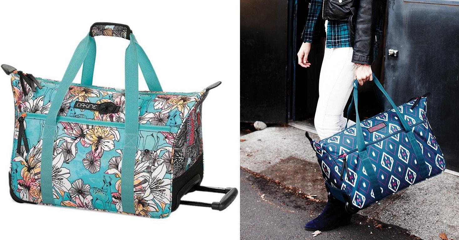 3558c7988e70 Как выбрать дорожную сумку на колесах?